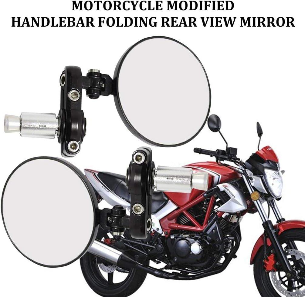 Leoboone R/étroviseur universel pour guidon de moto