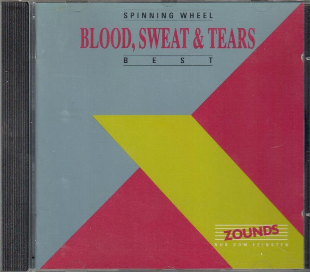 Spinning Wheel - Best: Blood Sweat & Tears: Amazon.es: Música
