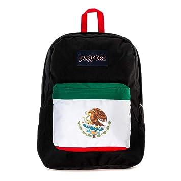 Amazon.com | Jansport Backpack Superbreak School Backpack Original Select Color (Mexican Flag) | Kids Backpacks