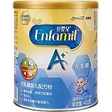 美赞臣(Mead Johnson) 无乳糖安婴儿A+婴幼儿奶粉1段(0-12月)400g (荷兰原装进口)