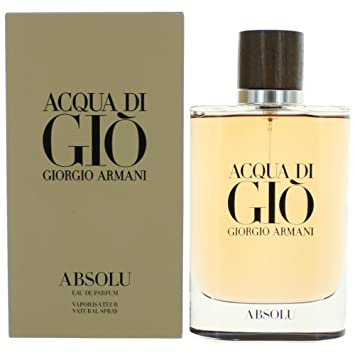 36a9ae3c8d Amazon.com   Acqua di Giò Absolu Eau de Parfum Spray