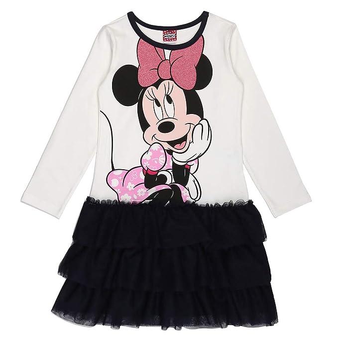 Minnie mouse con vestido azul