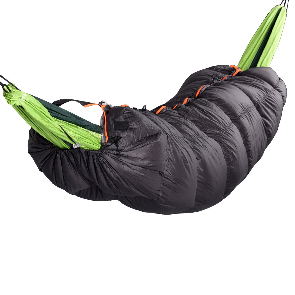 MonkeyJack Outdoor 0°C Duck Down Hammock Camping Insulation Underquilt / Sleeping Bag by MonkeyJack (Image #3)
