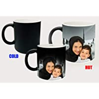 Impress Heat Sensitive Personalized Ceramic Magic Mug 11oz with Your own Pictures and Messages