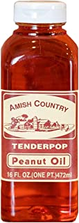 product image for Amish Country Popcorn | Peanut Oil - 16 oz | Old Fashioned with Recipe Guide