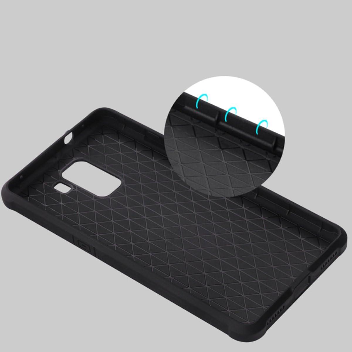 Lizimandu Huawei Honor 7 Cover, UltraSlim Protettiva Custodia Gel TPU Shock-Absorption Back Protector Cover Shockproof Custodia Case Tacsa Shell ...
