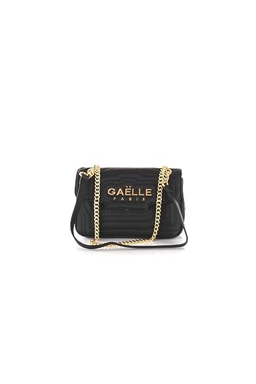 super popolare 77ed6 ff440 Gaelle GBDA710 Borse Donna Nero TU: Amazon.it: Abbigliamento