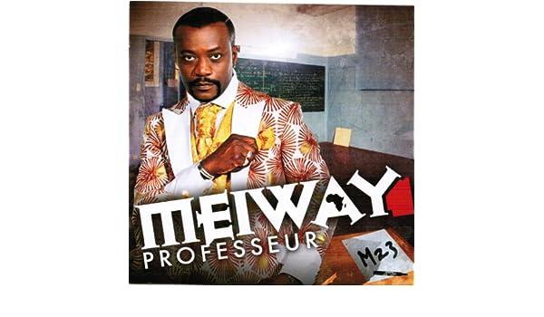 TÉLÉCHARGER MEIWAY MP3