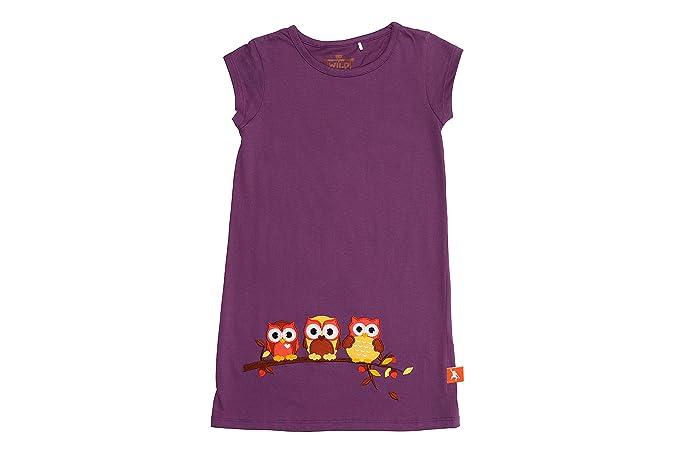 dbe554819fe7b Amazon.com: Wild Republic Girls' Toddler Owl Dress, Animal Theme ...