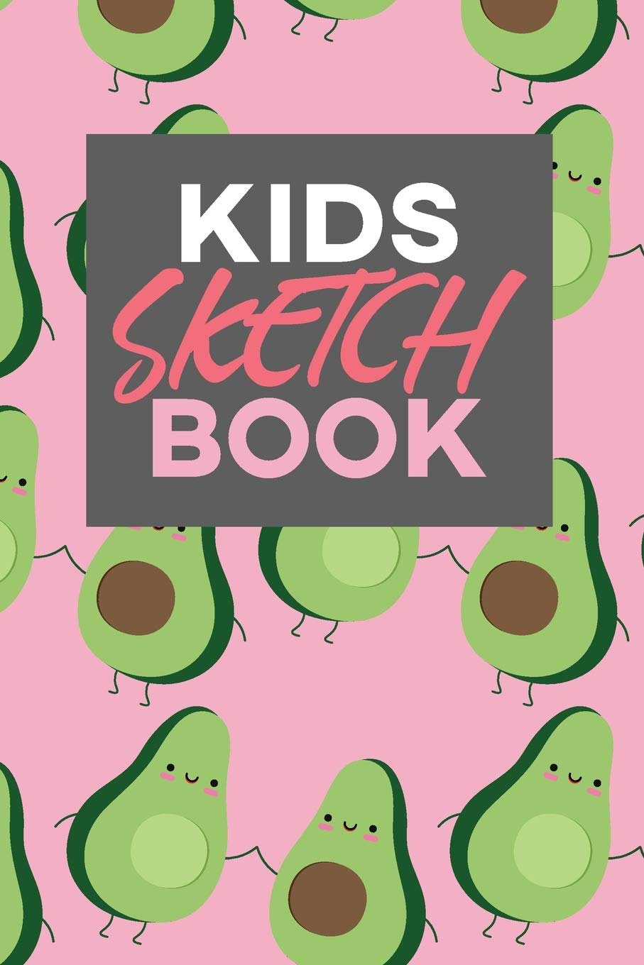 Kids Sketch Book Kawaii Cute Avocado Vegan Food Pattern Cheng Binns Frasier 9781793159052 Amazon Com Books Learn how to draw a cooking pot for kids easy and step by step. kids sketch book kawaii cute avocado