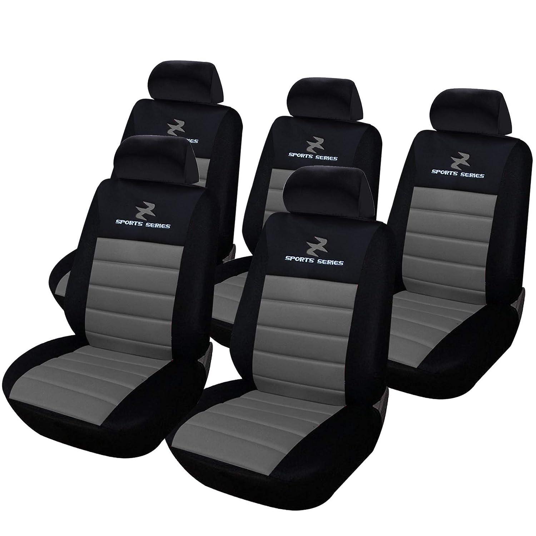 Fundas para asientos negro delantero are VW Volkswagen Amarok
