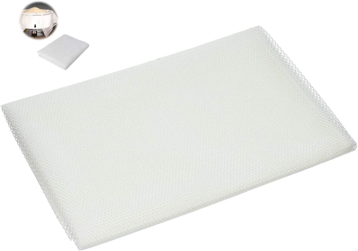 """Sushi Rice Napkin Cooking Net(43"""" x 43"""" Inches)"""