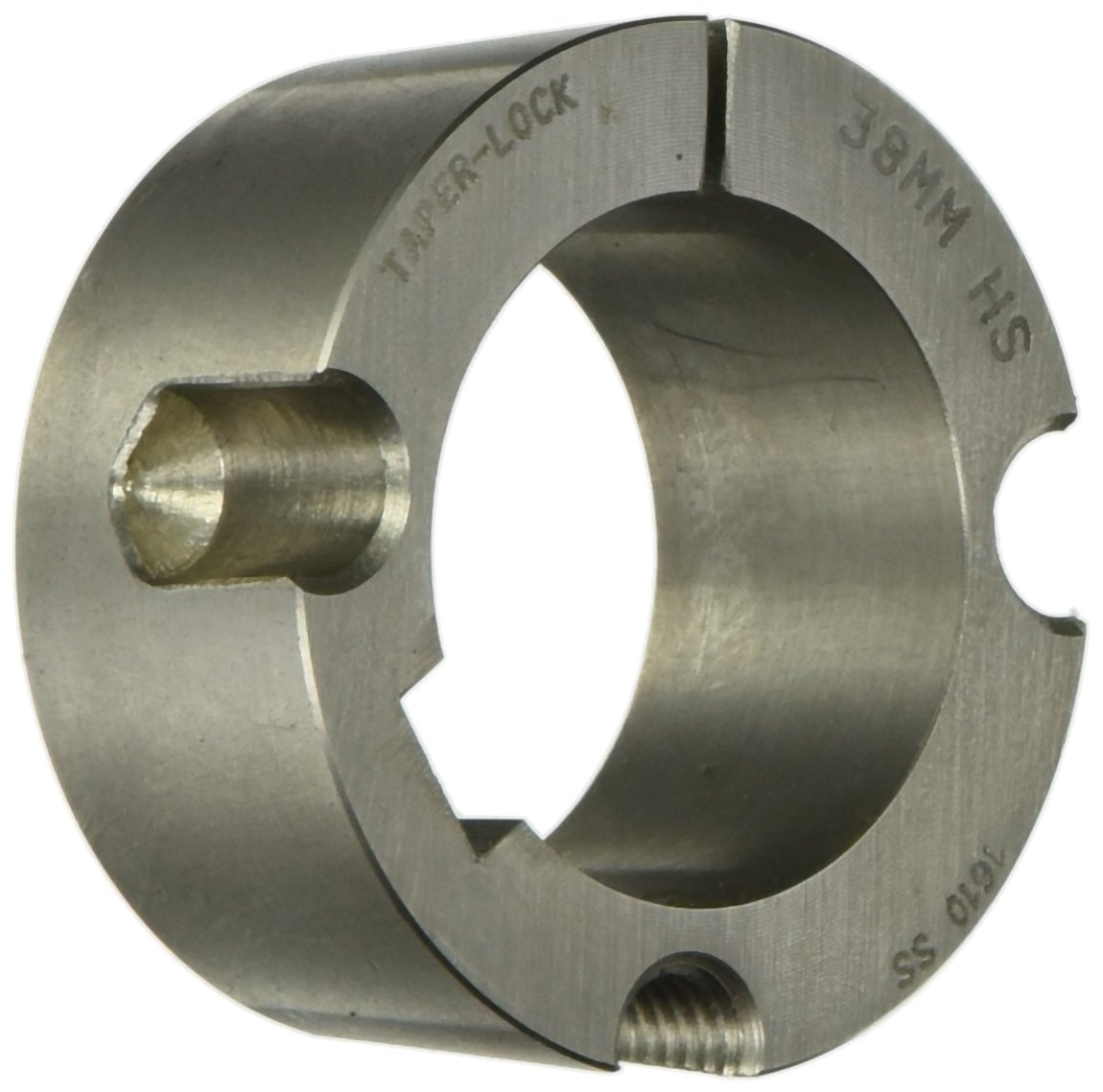 Gates SS 1610 taper-lock de acero inoxidable de 38 mm, 38 mm ...