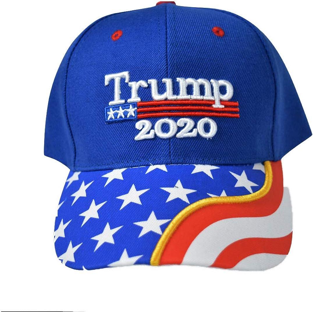 """eBoutik cappellino USA per travestimento da presidente Trump Cappellino con scritta /""""Keep America great/""""// /""""Make America Great Again/"""" 2020"""