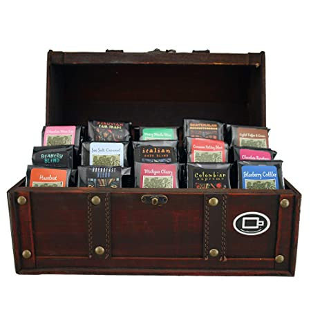 Review Treasure Chest of Coffee