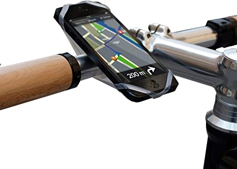 Motorini Zanini BikeCityGuide - Soporte (Teléfono móvil/Smartphone, Pasivo, Bicicleta): Amazon.es: Deportes y aire libre