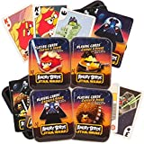 Best Angry Birds Card Games - Angry Birds Star Wars Playing Cards Set - Review