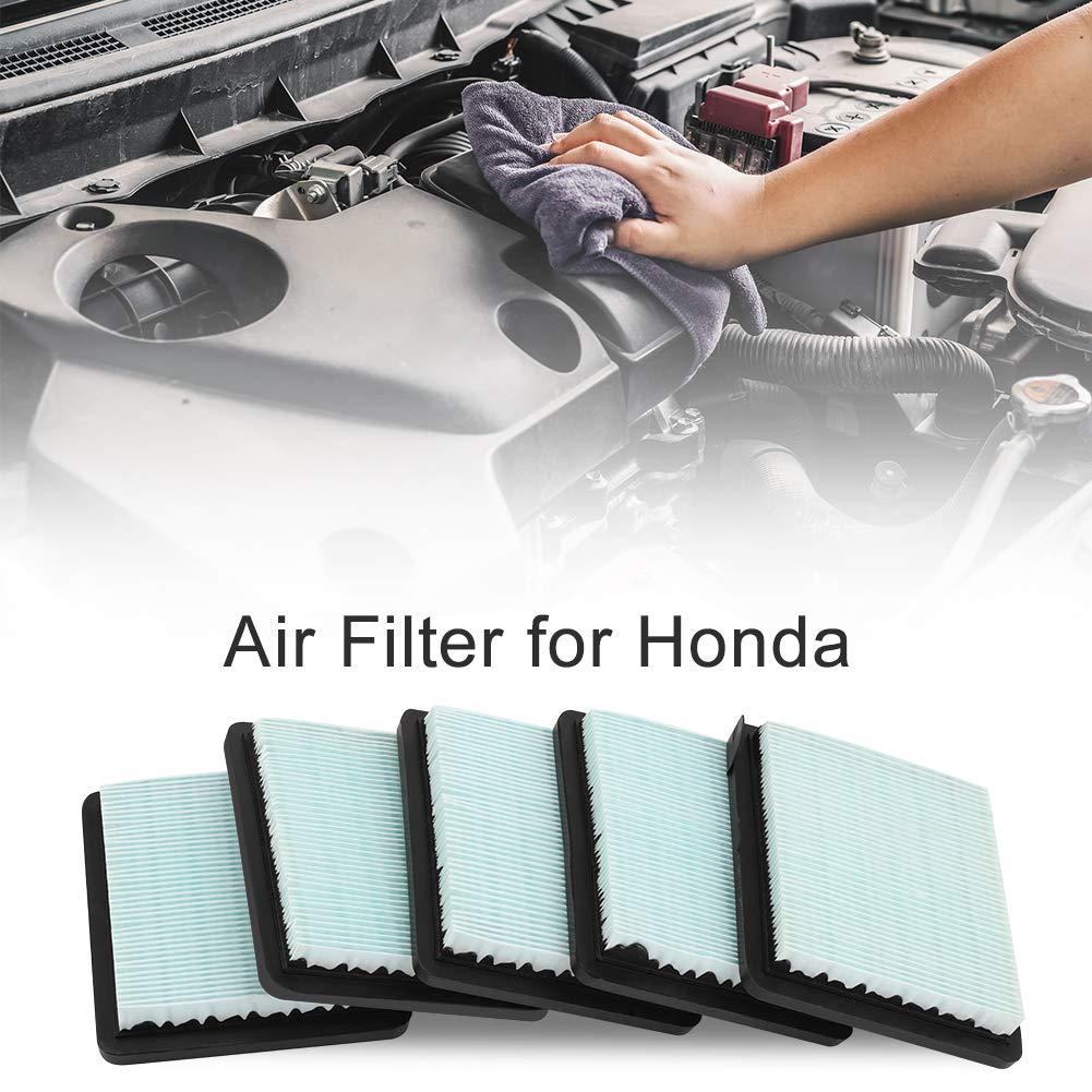 Filtro aria motore 5PCS per filtro aria Honda GC135 GCV135 GC160 GCV160 GCV190 motore GX100 17211-ZL8-023