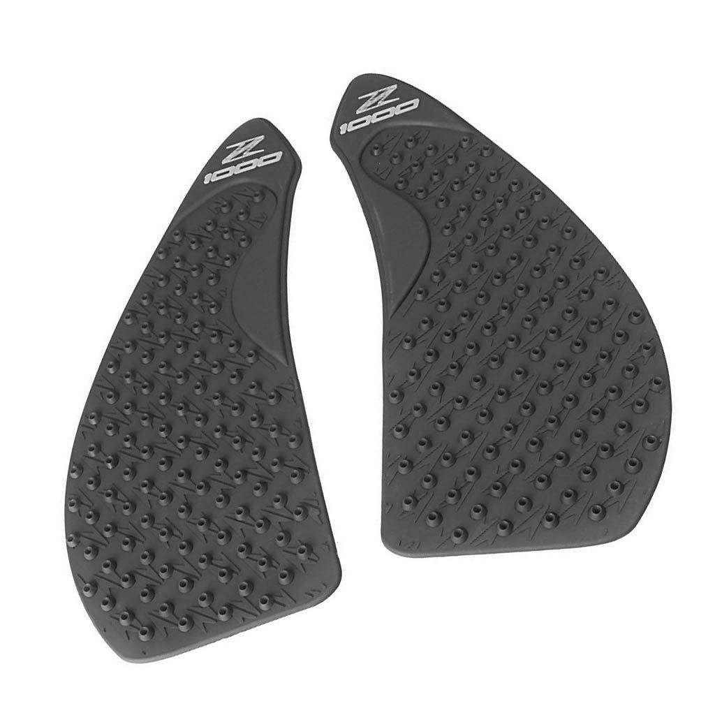 Antideslizante para Rodilla de Gas Combustible de la rodilla Pad Soportes Laterales con Almohadilla de tracci/ón de Tanque para Kawasaki Ninja ZX6R 2009-2015