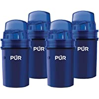 PUR Water Pitcher Filter Replacement 4 Pack