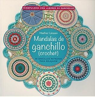 100 Flores Para Ganchillo Amazones Caitlin Saitnio Libros - Flores-ganchillo