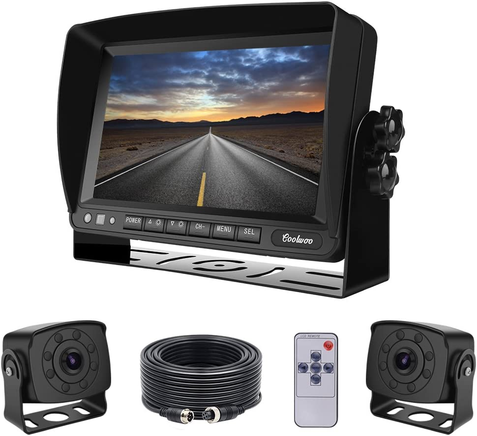 Coolwoo Backup Camera System