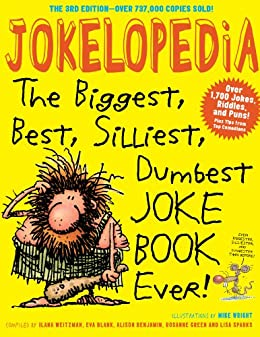 Jokelopedia Biggest Best Silliest Dumbest ebook product image