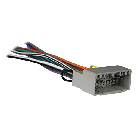 61Yi9d3rU%2BL._SY463_ amazon com metra 70 6502 radio wiring harness for chrysler 02 up  at bayanpartner.co