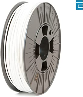 ICE Filaments ICEFIL3PLA136 PLA filament, 2.85mm, 0.75 kg, Wintershine White