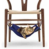 Namsan Pet Cage Hammock,Cat Crib,Kitten Hanging Hammock Bed,2 in 1 Summer&Winter,Waterproof Oxford Fabric,Color&Size Varies
