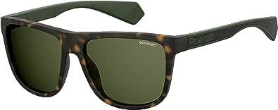 Polaroid Sunglasses Men's Pld 6062/S Square Sunglasses