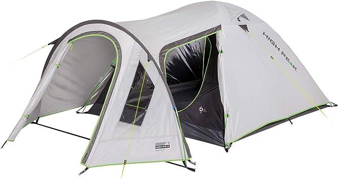 High Peak Kira - Tienda de campaña tipo iglú para 3 y 4 personas: Amazon.es: Deportes y aire libre