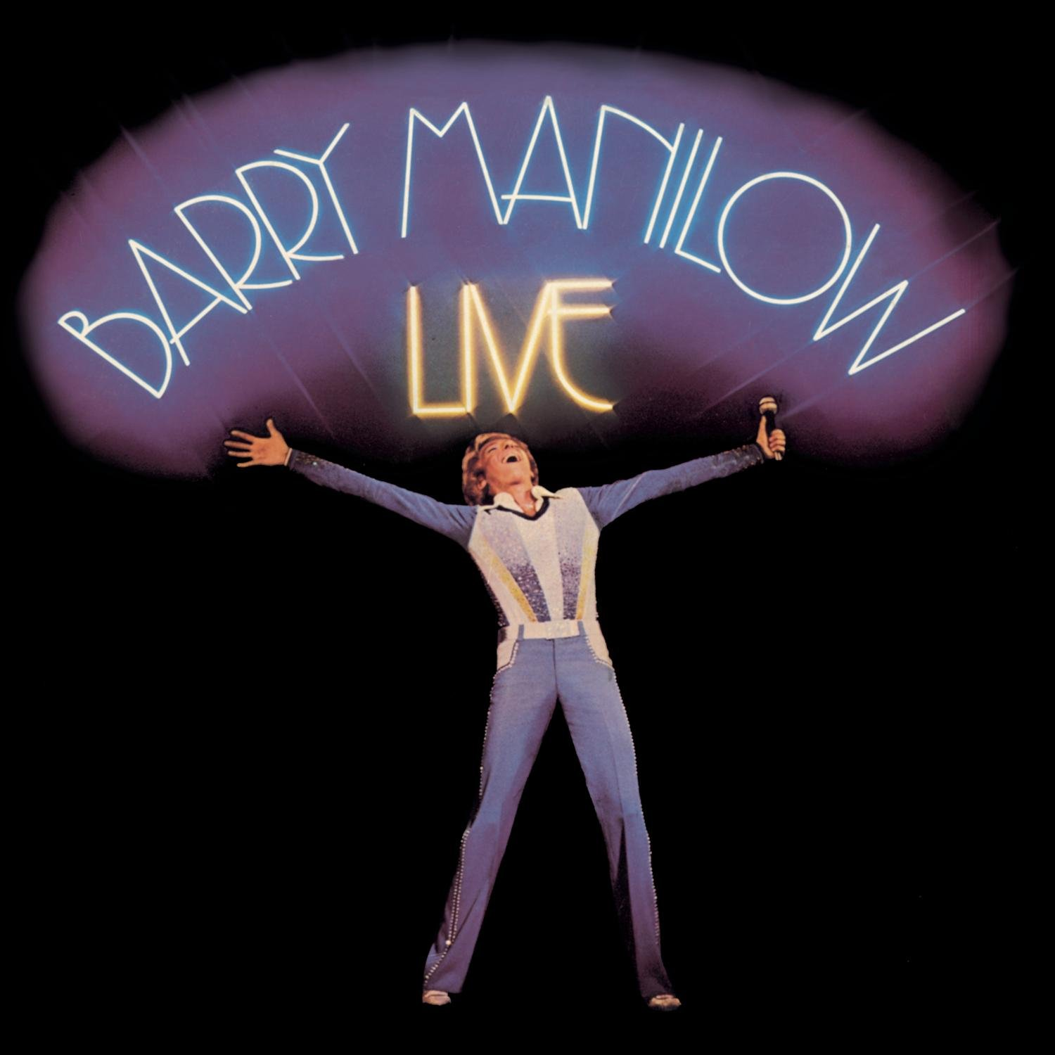 Barry Manilow: Live by Sony Legacy