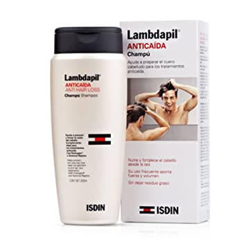Isdin Lambdapil Hair Loss Shampoo 200ml by Isdin