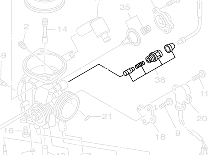 Amazon Com Carburetor Choke Rebuild Kit