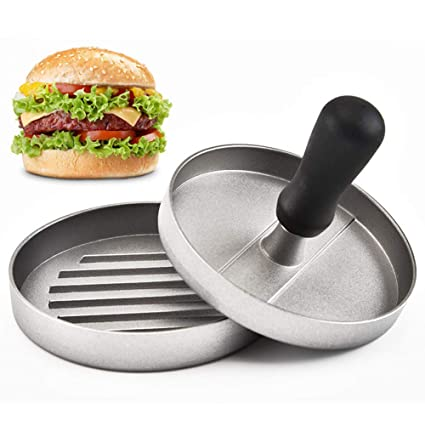 WBaRJ Antiadherente Burger Press, Hamburguesa Patty Maker ...