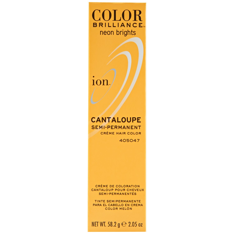Amazon Ion Color Brilliance Semi Permanent Neon Brights Hair