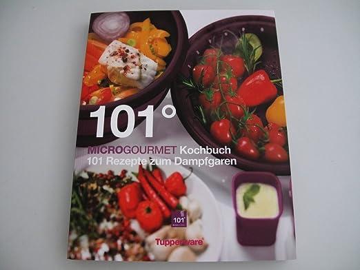 Tupperware libro de cocina E44 Micro Gourmet micro de vapor 101 ...