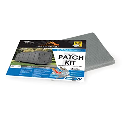 Camco 45791 ULTRAGuard Patch Kit for Top Panel: Automotive