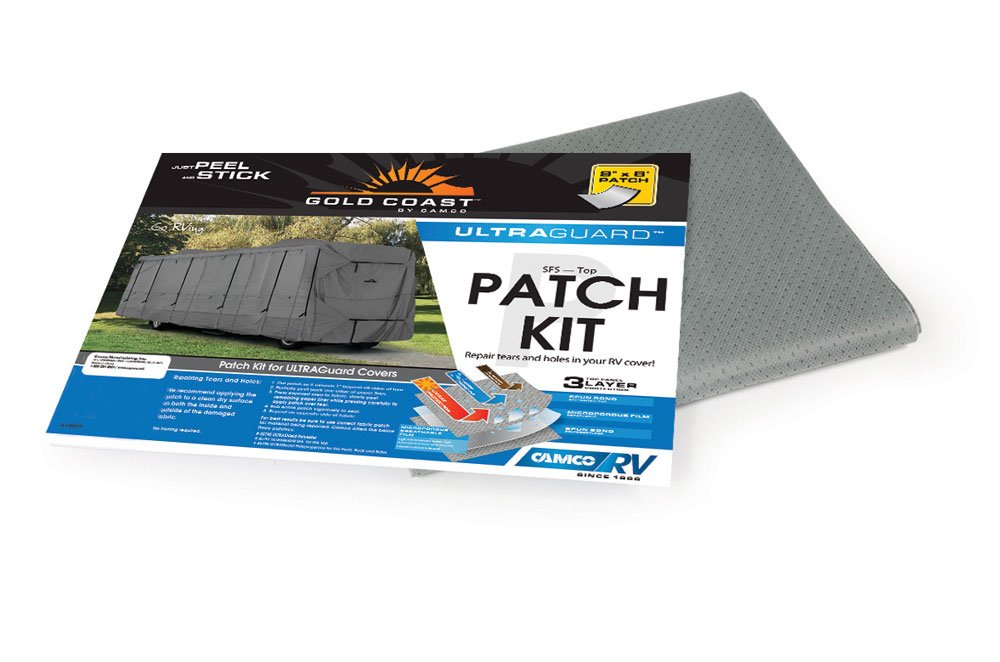 Camco 45791 ULTRAGuard Patch Kit for Top Panel
