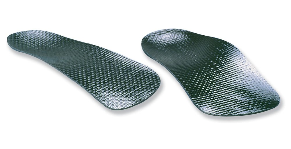 AliMed Glass Composite Orthotics, Mens 9-10, Pair by Glass Composite Orthotics