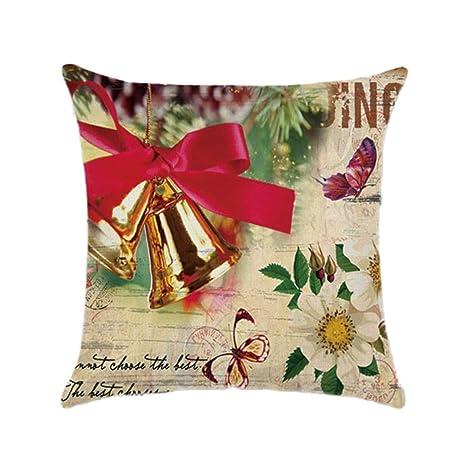 Balight Christmas Series - Funda de cojín para Coche, diseño ...