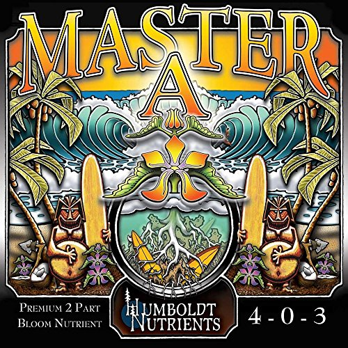 Humboldt Master - Humboldt Nutrients MA405 Master A , 32-Ounce
