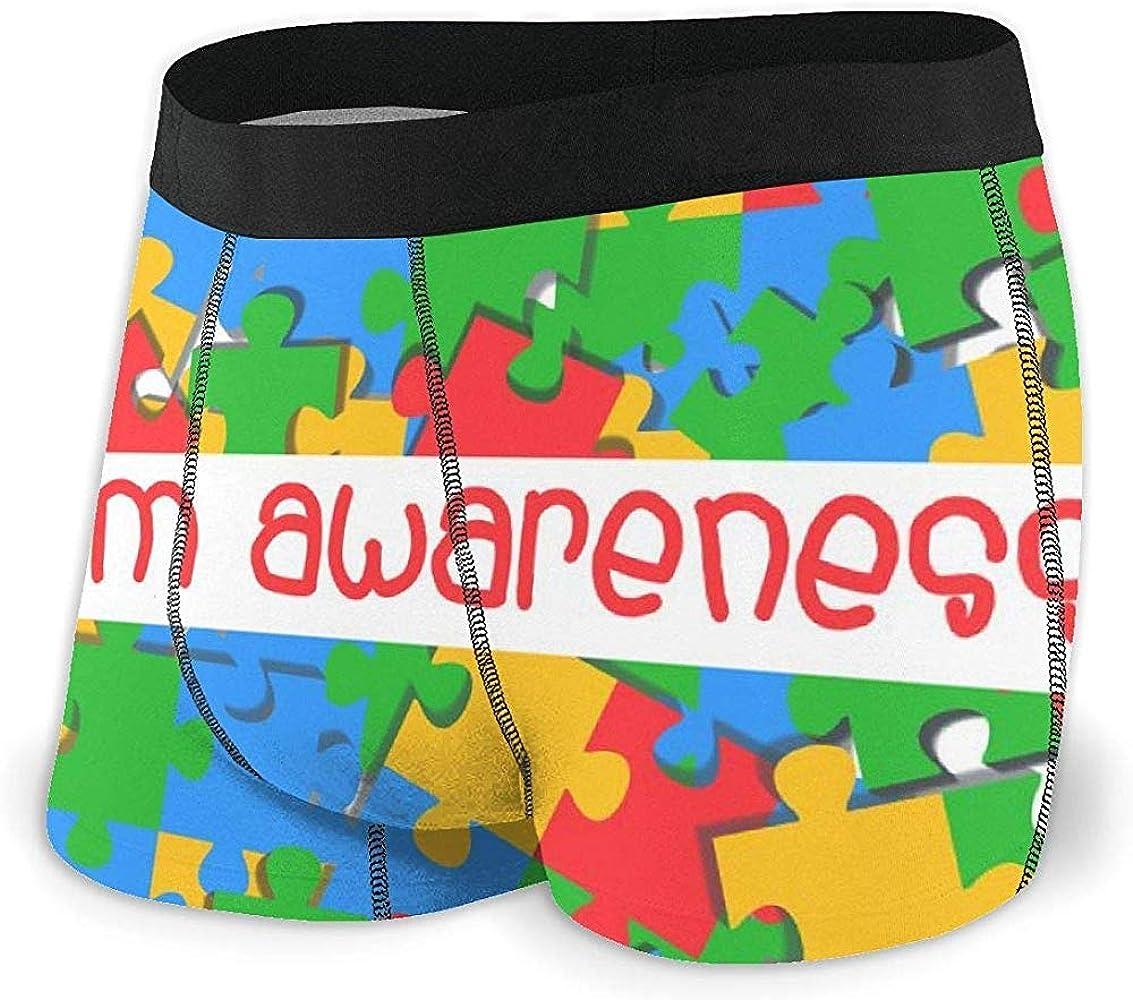 Web--ster Puzzles de concienciación sobre el Autismo Calzoncillos ...