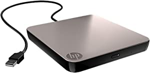 HP Mobile DVDRW (R DL) / DVD-RAM Drive - External (701498-B21)