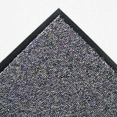 (Crown CB0035GY Classic Berber Wiper Mat, Nylon/Olefin, 36 x 60, Gray)