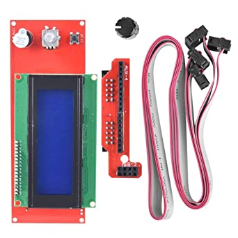 Controlador LCD de impresora 3D, Accesorio de impresora 3D RAMPS ...