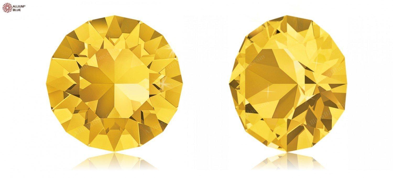 PP31 (3.80  4.00 mm) Swarovski Crystals 1171398 Round Stones 1088 SS 34 LIGHT TOPAZ F, 144 Pieces