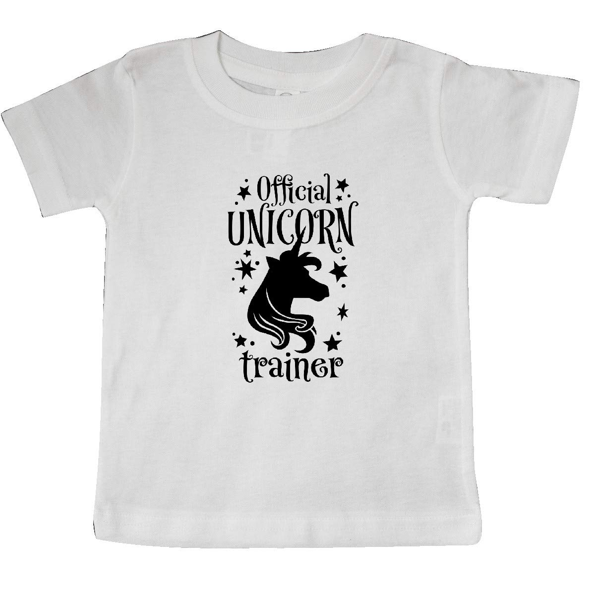 inktastic Official Unicorn Trainer Baby T-Shirt