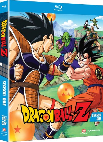 Dragon Ball Z: Season 1 [Blu-ray]